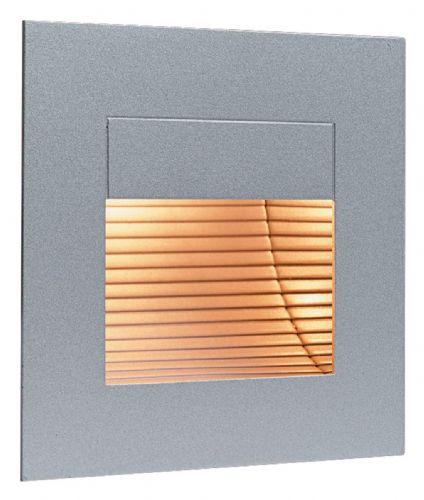 Firstlight 1132SS Satin Steel without Glass Cover Wall & Step Light